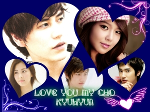 lOVE yOU mY cHO kYUHYUN (cOVER)